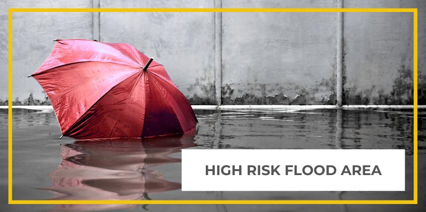 High Risk Flood Area